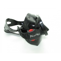 DivePRO Mask Alloy Black Alloy Frame