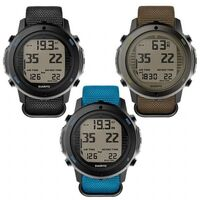 Suunto D6i NOVO Zulu With Transmitter Bundle Dive Watch Computer [colour: Black]