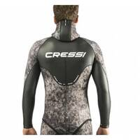 Cressi Corvina 5mm Opencell Wetsuit Freediving Spearfishing Scubadiving Wetsuit [size: 5]
