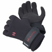 HOLLIS KEVLAR GLOVES 3mm