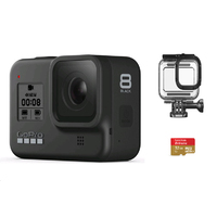 GoPro HERO8 Black + 32G SD Card + GoPro Protective Housing