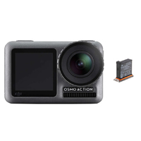 DJI Osmo Action Camera with DJI Osmo Battery