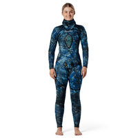 DivePRO Lady Opencell Wetsuit DEVIL YAMAMOTO 39 3mm