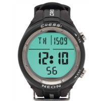 Cressi Neon Dive Watch Computers Underwater Electronics 5 Year Warranty