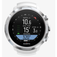 Suunto D5 Dive Watch Computer White