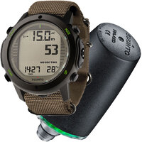 Suunto D6i NOVO Zulu With Transmitter Bundle Dive Watch Computer