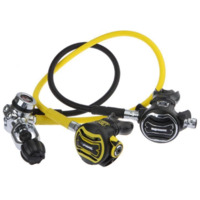 Apeks XTX200 + XTX50 Regulator Set